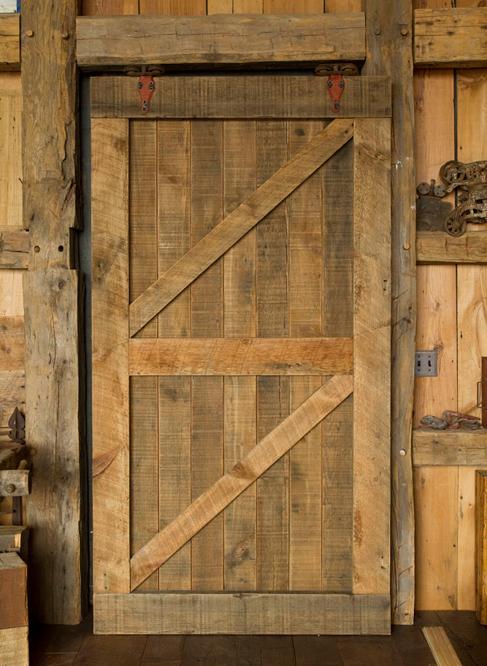 Big Wood Timber Frames – doors, furniture & custom cabinetry